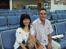 Bus station Thailand no problem