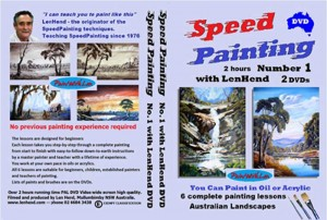 DVD painting lessons