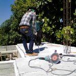 concrete floor fixers