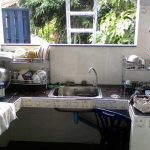 dish sink