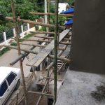 bamboo scaffold