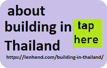 build in Thailand